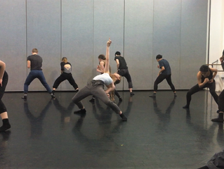 RESET - A World Premiere for CCDT by Roderick George
