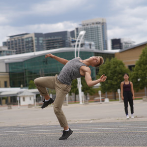 Joshua Vilim on Gravity's Edge