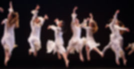 History of About Canadian Contemorary Dance Theatre - Nowell Sing We - Carol Anderson