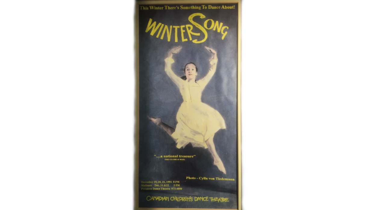 1991 WinterSong Poster
