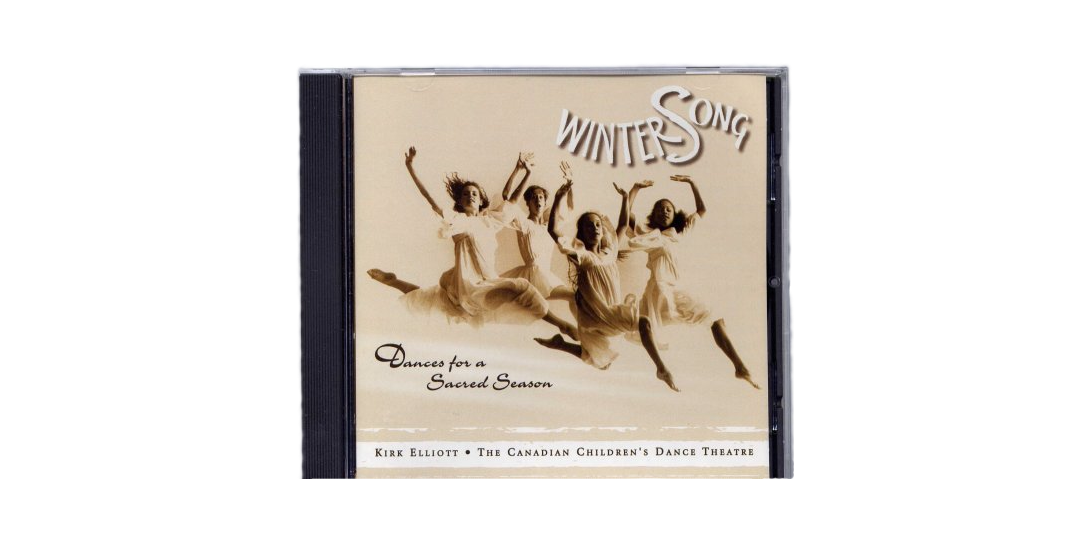 WinterSong - Dances for a Sacred Season Album Cover