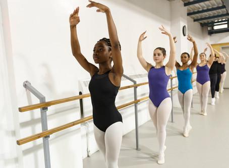 Ten tips for dance class