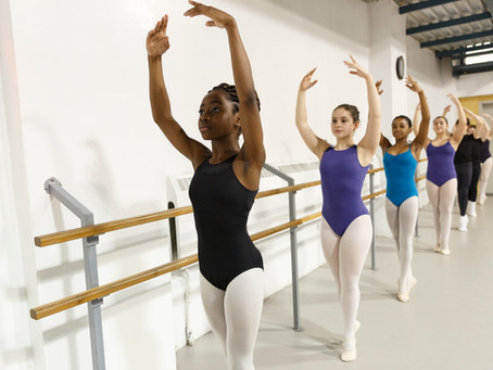 Archive: Ten tips for dance class
