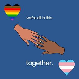 Pink Black Lives Matter Instagram Post.p