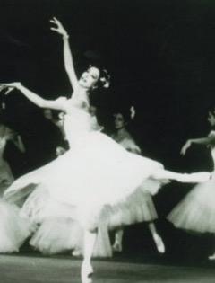 Ilara in 'La Sylphide'