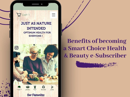 Why should you become a Smart Choice subscriber?
