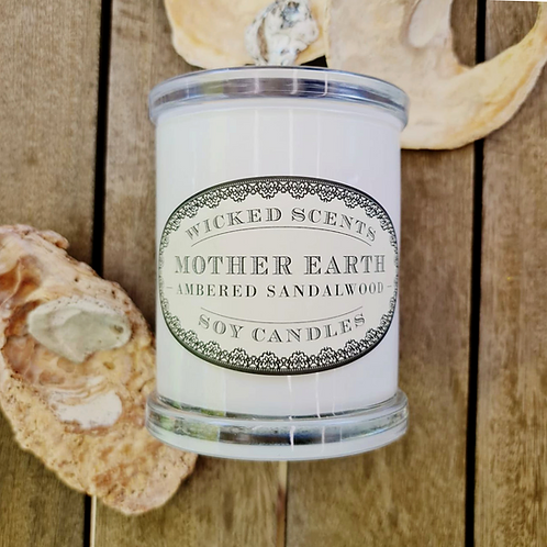 Wicked Scents Soy Candles
