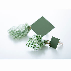 ①chatty   (GREEN) ピアス.jpg