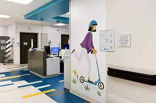 Children's Hospital - Wall Graphics (8 o