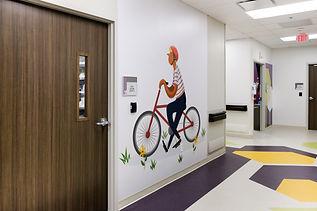 Children's Hospital - Wall Graphics (2 o