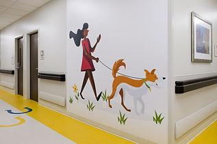 Children's Hospital - Wall Graphics (20