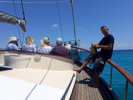 Luxury cruise around Menorca and the Balearic Islands