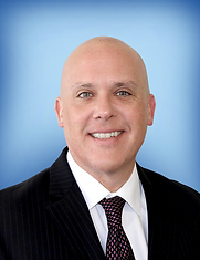 Photograph of company executive vice president Dan Brown