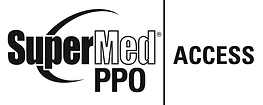 SuperMed PPO Logo and Link