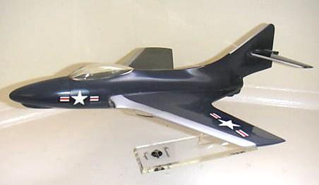 Grumman F9F Cougar