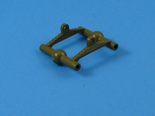 Lacross rear dual axle