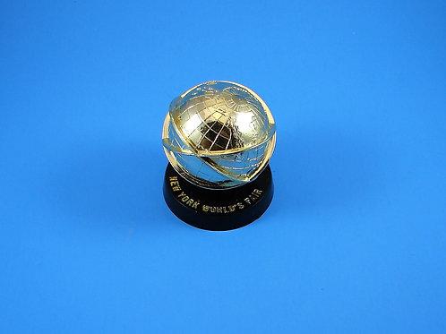 1964 New York World's Fair Unisphere Globe model