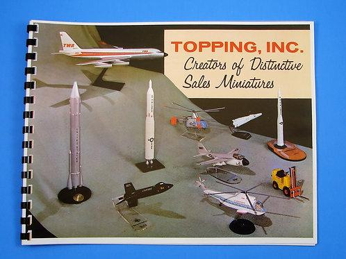 1961 Topping Models Inc. Catalog