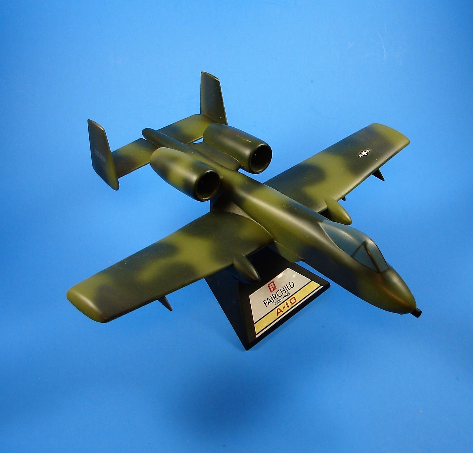 Fairchild A-10 Camo