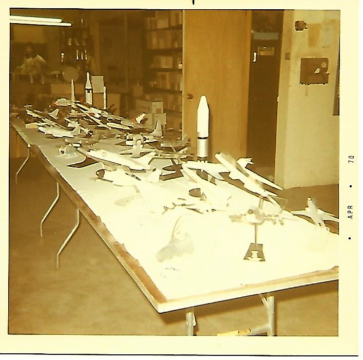 Model Production Table