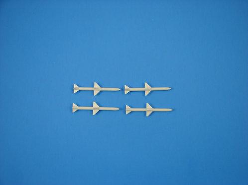 Grumman F-14 Sparrow Missiles