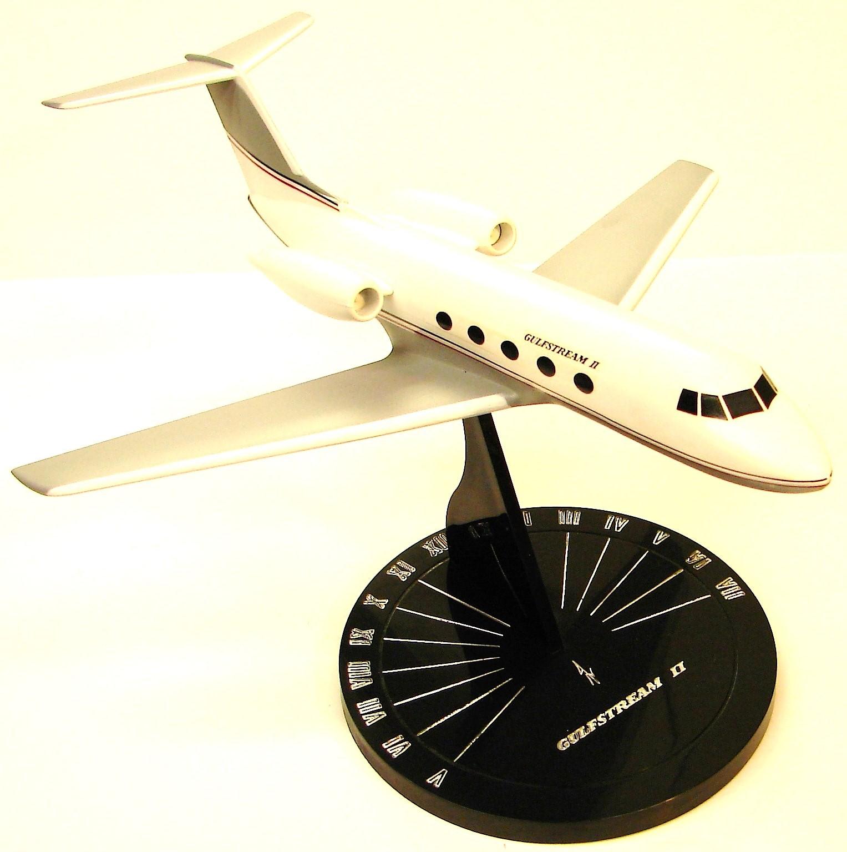 Grumman Gulfstream II gray