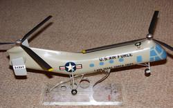 USAF H-21B Texas Tower .1