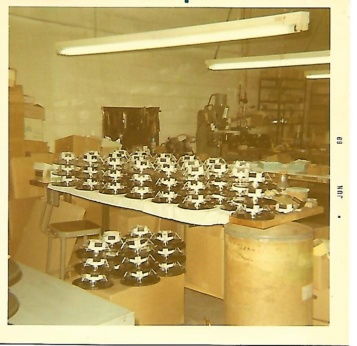 LM production June 1969