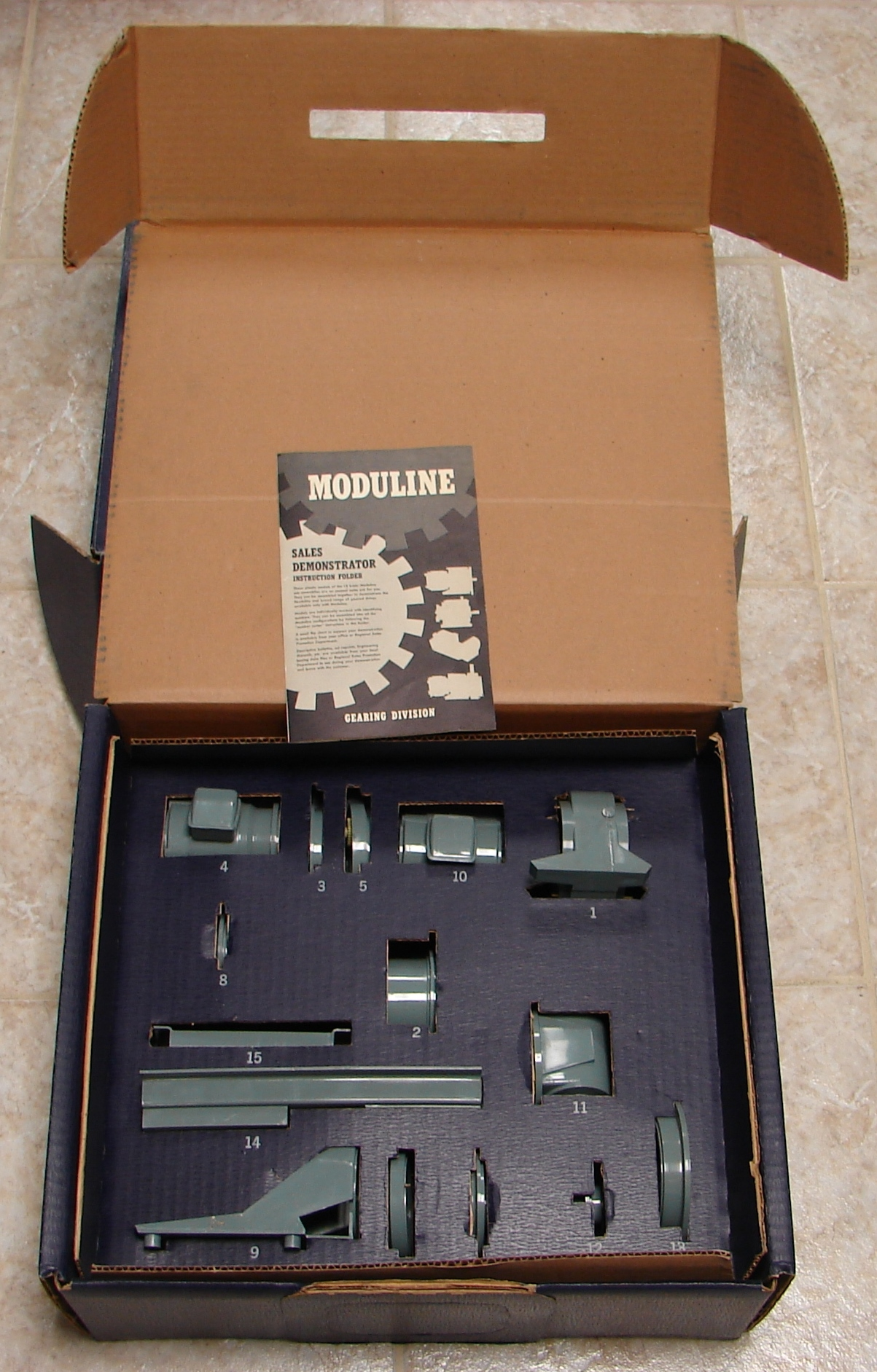 Westinghouse Moduline Sales kit