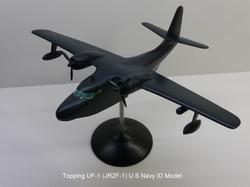 Grumman Albatross UF-1 US Navy ID model