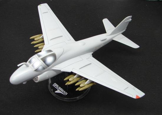 Grumman A-6E Intruder factory model
