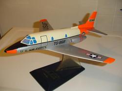 North American Aviation T-39 Sabreliner USAF
