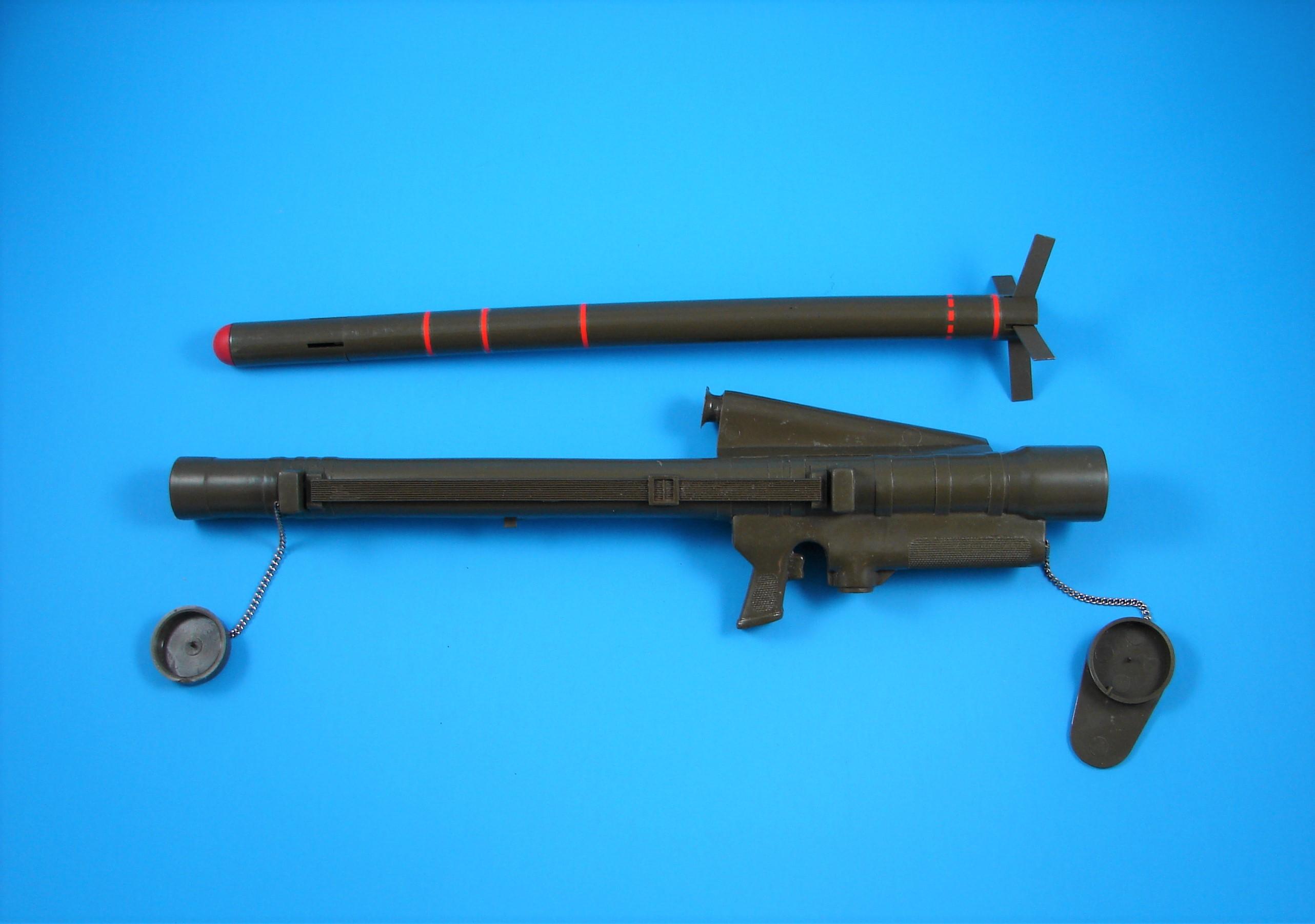 FIM-43 Redeye Missile Launcher