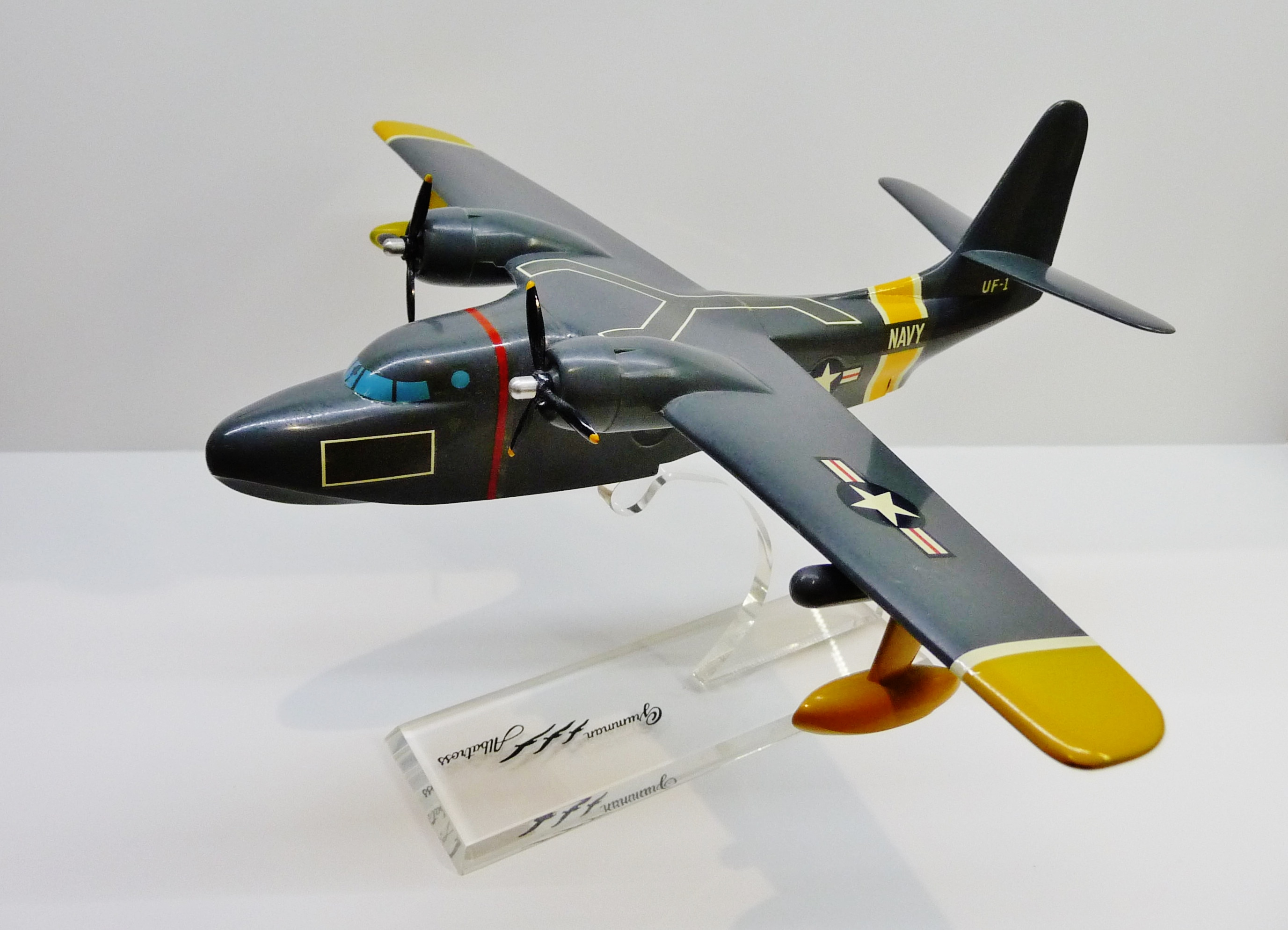 Grumman Albatross Navy