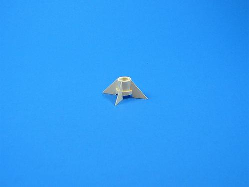 NASA/DOD Scout Rocket fins