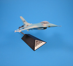 F-16A blue camo