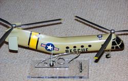 USAF Piasecki H-21B .1