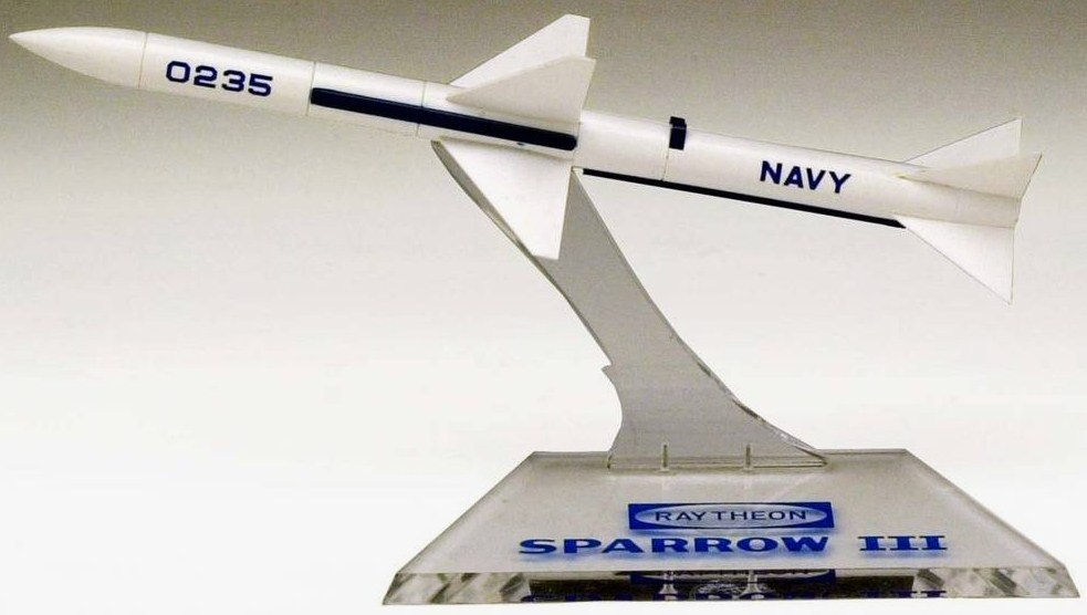 Raytheon Sjparrow III