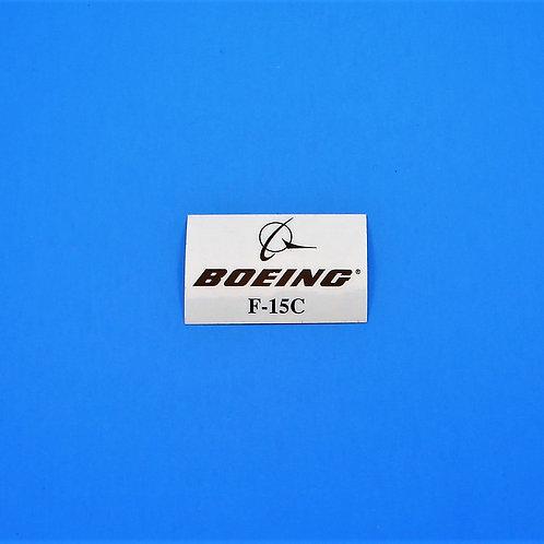 Boeing F-15C