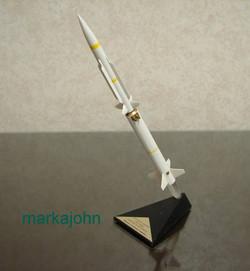 General Dynamics Terrier Missile