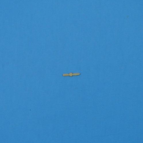 Goodyear Blimp propeller