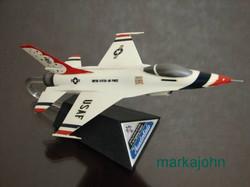 General Dynamics F-16 Thunderbirds