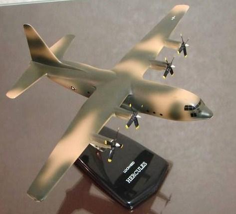 Lockheed C-130 Hercules - Camo