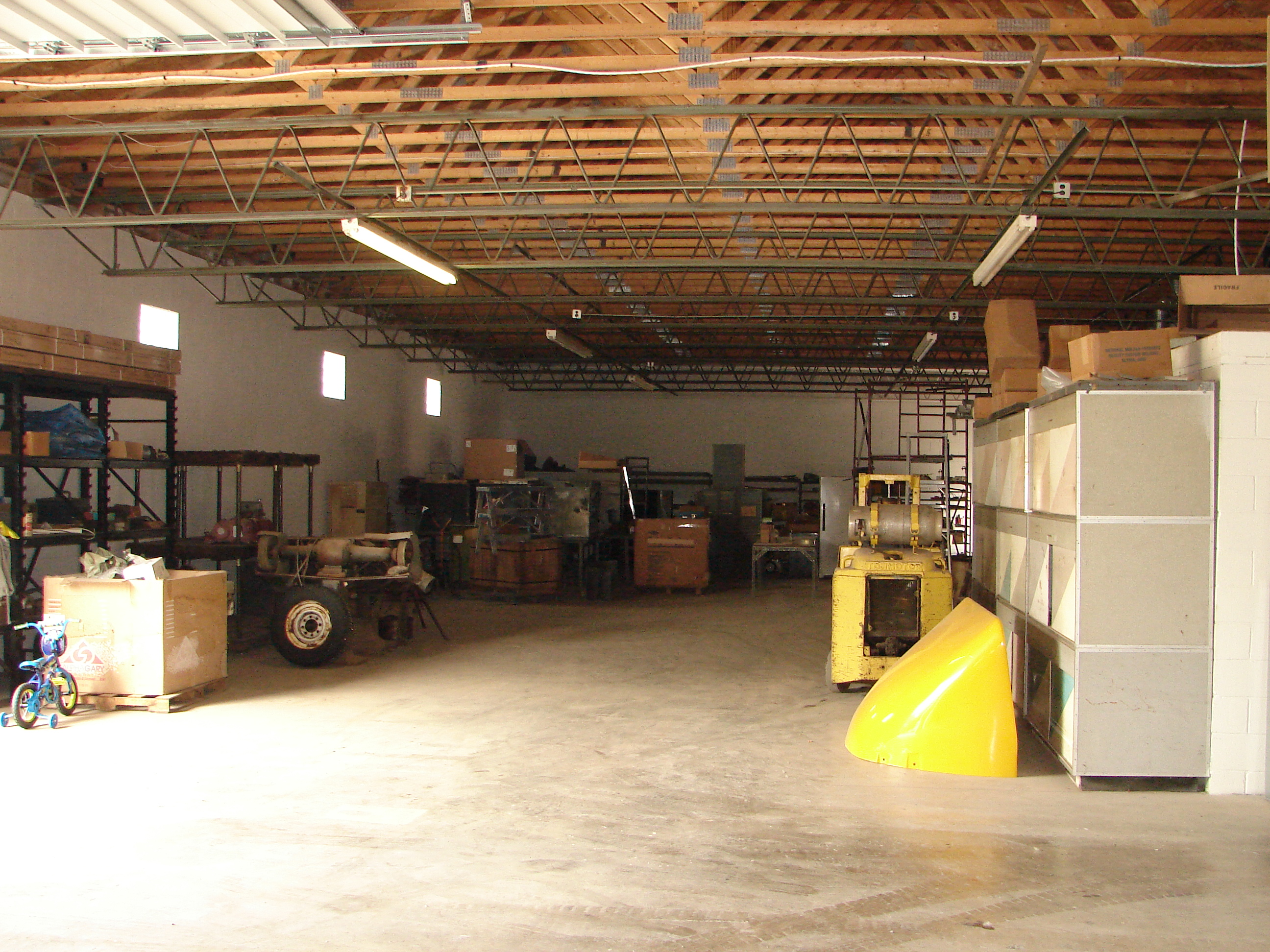 warehouse west side