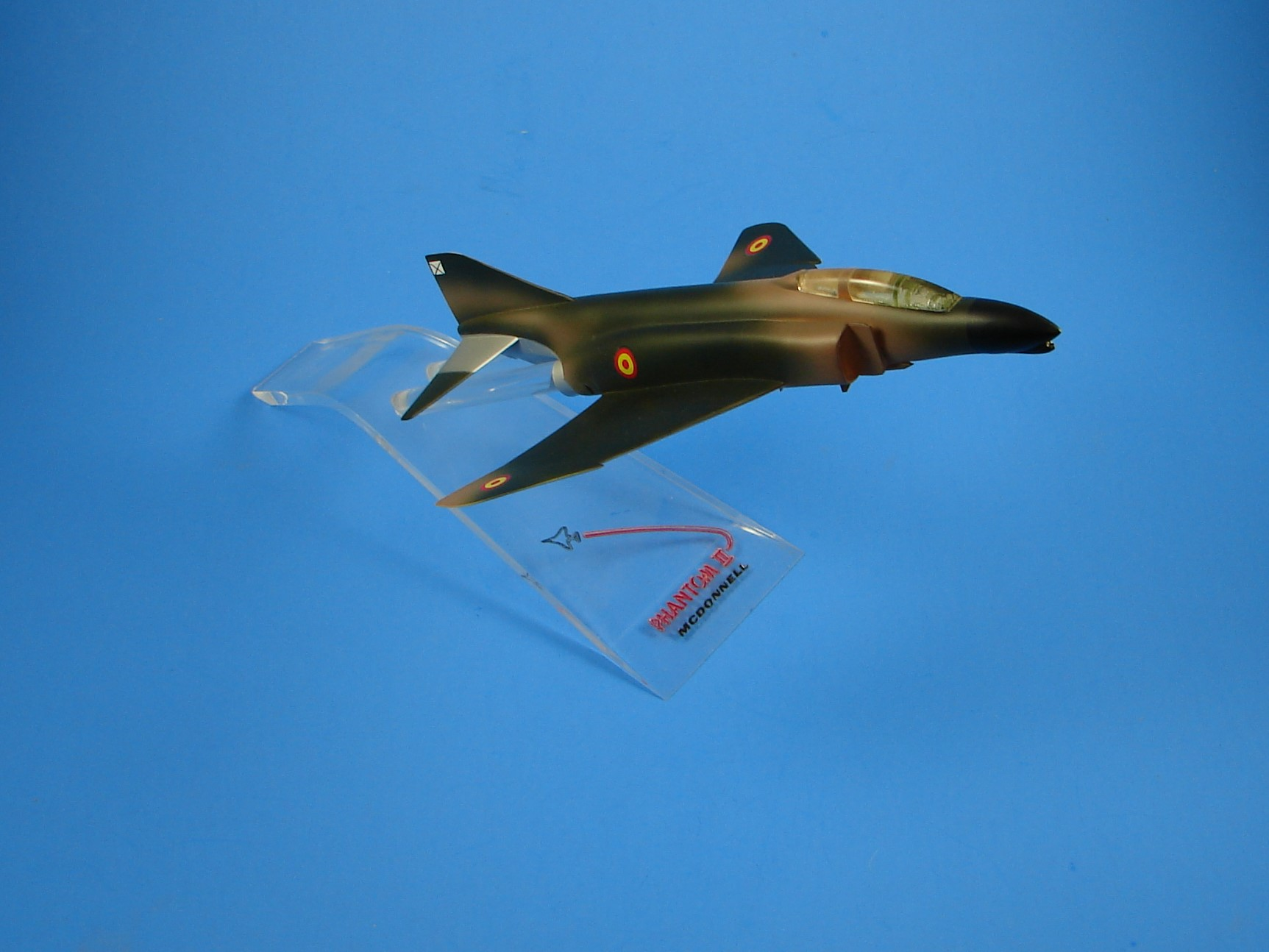 McDonnell F-4B Spain