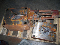 F-105 Tail Mold