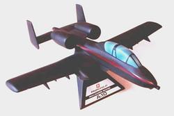 Fairchild A-10 trainer