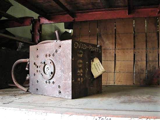 OV-1 Mohawk Parts