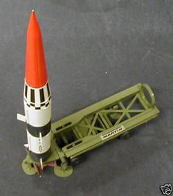 Martin Pershing Missile