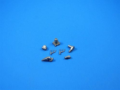 Hiller 12E Asst. Engine parts